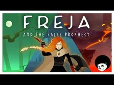 Overview of Freja and the False Prophecy Kickstarter demo that is available late If the Kickstarter is comepltely funded the final game can be expected. Indie Games, Family Guy, Random, Youtube, Youtubers, Youtube Movies