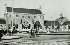 Stationsplein Den Bosch (jaartal: 1960 tot 1970) - Foto's SERC
