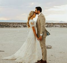 modest wedding dress with half sleeves from alta moda.     ---  (modest bridal gown) --