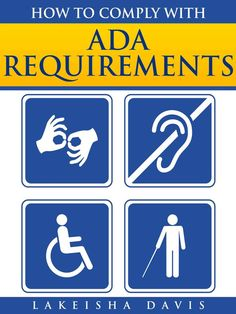 How to Comply with ADA Requirements - Cover