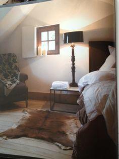 Slaapkamer raamluik maken.. ♡Landelijke sfeer