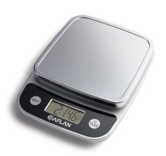 Digital Kitchen Scale Multifunction Food Scale, 11 lb 5 kg, Elegant Black (Batteries Included) By Baflan Digital Food Scale, Digital Kitchen Scales, Vacuum Flask, Kitchen Tops, Little Kitchen, Black Kitchens, Food Preparation, Cooking Tips, Yummy Food