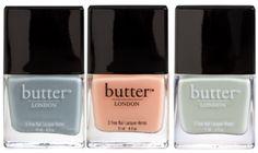 butter LONDON - Pretty Boho Trio - $42 Value