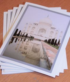 Made these and can be found on Etsy.  This is a pic i took at the Taj in India.