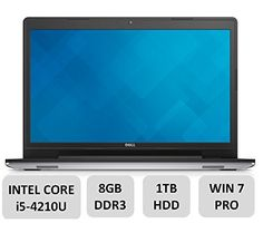 Introducing Dell Inspiron i57482543sLV 173 inch Laptop  Windows 7 Professional. Great product and follow us for more updates!