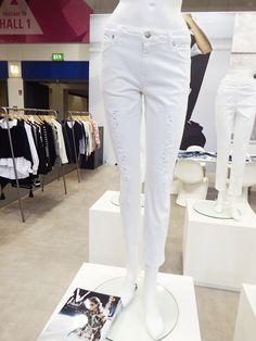 White Denim - Verão 2017 - Vanilla