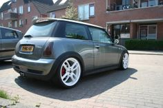 Mini Cooper S R53 by Famos - StanceWorks