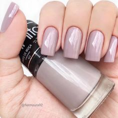 Glam Nails, Nude Nails, Manicure And Pedicure, Beauty Nails, My Nails, Neutral Nail Designs, Ombre Nail Designs, Best Acrylic Nails, Pastel Nails