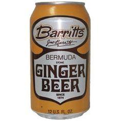 Barritts Bermuda Ginger Beer