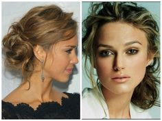 Image result for wedding guest hairstyles for medium hair