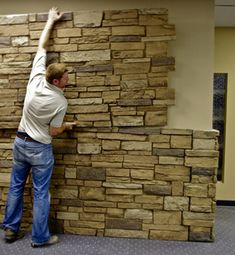 Faux Stone Siding Home Depot Buy Fake Stone Veneer Online at