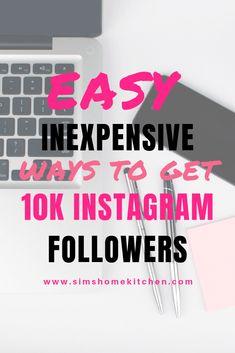 Don't Buy Instagram followers! More Instagram Followers, Instagram Bio, Instagram Accounts, Marketing Software, Social Media Marketing, Business Marketing, How To Get Followers, Buy Followers, Bio Quotes