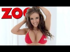 ▶ Slow-motion bouncing boobs - Rachel Williams' bounces her fun bags in super slow-mo!! - YouTube
