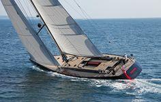 ZIGZAG - Nautor Swan 90 Sailing Yacht for Sale | Y.