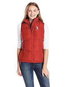 U.S. Polo Assn. Women's Classic Mock Neck Polyfill Vest, Seeing Red, Small U.S. Polo Assn. http://www.amazon.com/dp/B00KXNBGZM/ref=cm_sw_r_pi_dp_yA-qub0YDEKW1
