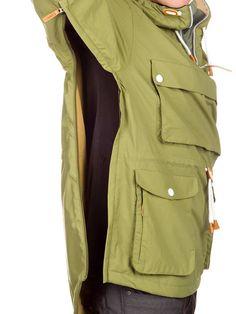 Achetez Colour Wear CLWR Anorak Jacket en ligne sur blue-tomato.com