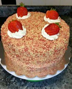 Strawberry shortcake cheesecakeEmma 06:06No CommentsStrawberry shortcake cheesecake