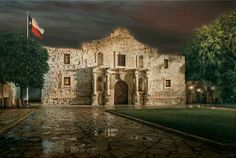 ROD CHASE The Alamo Texas art prints