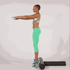 What it works: Your butt, thighs, and core.