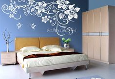 Vinyl Wall Decals Wall Sticker  Nursery wall by WallDecalsTime, $39.00