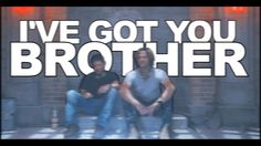 sam and dean | brother--- This song was MADE for Sam & Dean and this video is INCREDIBLE. THIS is why I watch Supernatural.