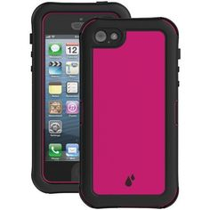 BALLISTIC HY1026-A195 iPhone® 5/5s Hydra Series Waterproof Case with Holster  #Ballistic