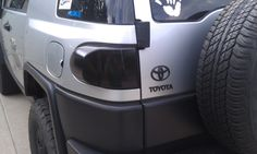 Blackout pics... post 'em here ! - Page 3 - Toyota FJ Cruiser Forum
