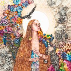 Kerry Darlington - Daughter of Gaia
