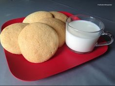 Muffins, Sicilian Recipes, Biscuit Cookies, Sweet Cakes, Cornbread, Glass Of Milk, Biscuits, Brunch, Sweets