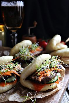 Ami Amerikának a hamburger, az Ázsiának a Gua Bao... Egy különleges szendvics a Távol-Keletről. Régóta a tarsolyo...