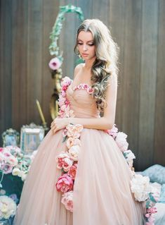 Formal Wedding, Wedding Party Dresses, Bridal Dresses, Dream Wedding, Gown Wedding, Russian Wedding, Ballroom Dress, Flower Dresses, Fashion Pictures