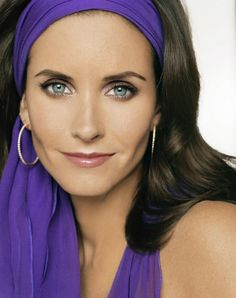 Courteney Cox - Bright Winter