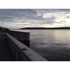 Hudson River at Irvington