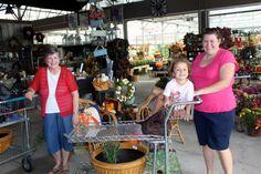 Fridays are fabulous at The Barn Nursery in Chattanooga, TN www.barnnursery.com #trees #garden #fall plants 100413
