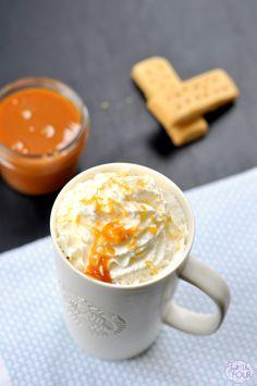 Hot Chocolate and Salted Caramel Sauce