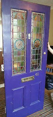 victorian front door | eBay Victorian Front Doors, Antique Doors, Arches, Architecture, Antiques, Dogs, Animals, Ebay, Furniture