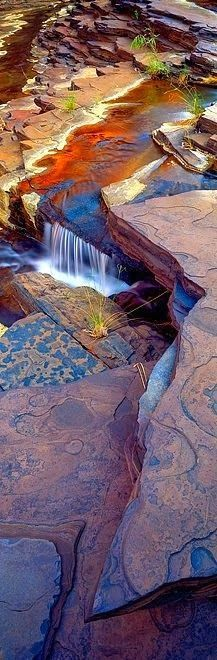 The Infinite Gallery : National Park - Kalamina Gorge, Karijini, Western Australia