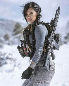 Girl with a Weapon forced family girl gun Military girl . Women in the military . Women with guns . Girls with weapons Alex Zedra, Military Girl, Female Soldier, Army Soldier, Warrior Girl, Warrior Women, Military Women, Badass Women, Pinup