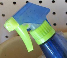 Spray On Upholstery Cleaner Recipe
