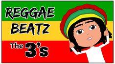 3 Times Tables Song (Reggae Beatz) Learn The Fun Way!