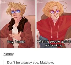 FRIENDS REFERENCE!!! XD And Hetalia--two of my favorite things