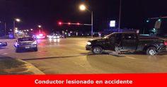 Accidente entre dos vehículos martes por la mañana Más detalles >> www.quetalomaha.com/?p=5916