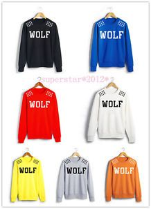 EXO WOLF sweaters (click image for ebay link)