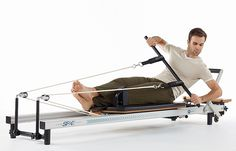 See why the Merrithew/STOTT PILATES At Home SPX Reformer Package is the best-selling Pilates Reformer for home. Pilates At Home, Cardio Workout At Home, Body Workout At Home, Pilates Studio, Fun Workouts, At Home Workouts, Pilates Men, Pilates Reformer, Juicing Recipes For Beginners