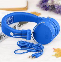 3f11a8f50e9 Amazon.com: Headphones,AILIHEN C5 Headphones with Microphone & Music  Sharing,Foldable Lightweight On Ear Headphone Headset for iPhone iPod iPad  Mac Laptop ...