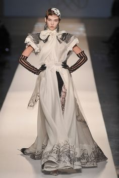 Jean Paul Gaultier Spring 2009 Couture - Collection - Gallery - Style.com