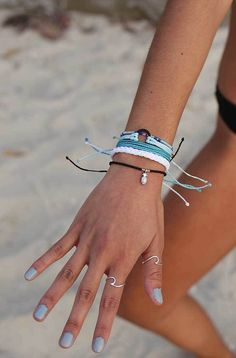 Silver Wave Ring | Pura Vida Bracelets//Use code MSHERMAN20 at checkout for 20% off of your order!