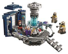 Blogtor Who: LEGO Doctor Who set announced