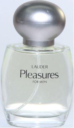 Pleasures by Estee Lauder 3.4 oz Cologne for Men TESTER IN WHITE BOX #EsteeLauder
