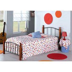 Nuestra Cama Individual modelo paula es a la vez simple pero elegante para cualquier dormitorio ya sea un dormitorio juvenil o para un dormitorio para una persona adulta ya que queda perfecta en cualquiera de los dos.